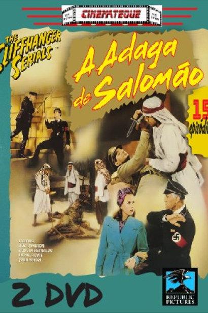 A ADAGA DE SALOMÃO (Secret Service In Darkest Africa, 1943)