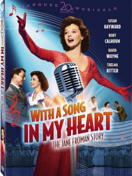 MEU CORAÇÃO CANTA (With A Song In My Heart, 1952)