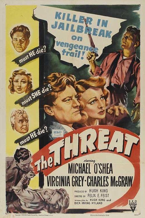 HOMEM CONTRA O PERIGO (The Threat, 1949)
