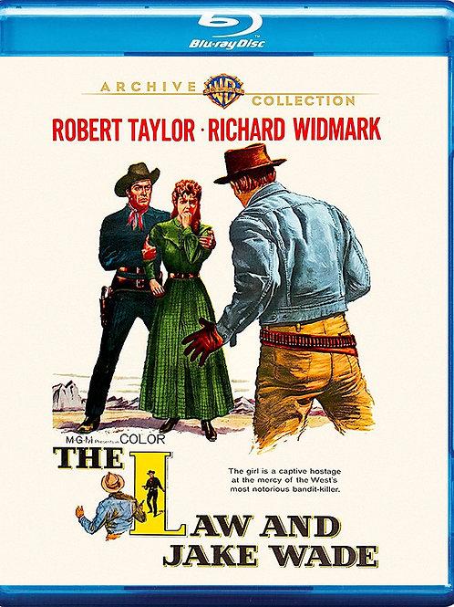 DUELO NA CIDADE FANTASMA (The Lae and Jake Wade, 1958)