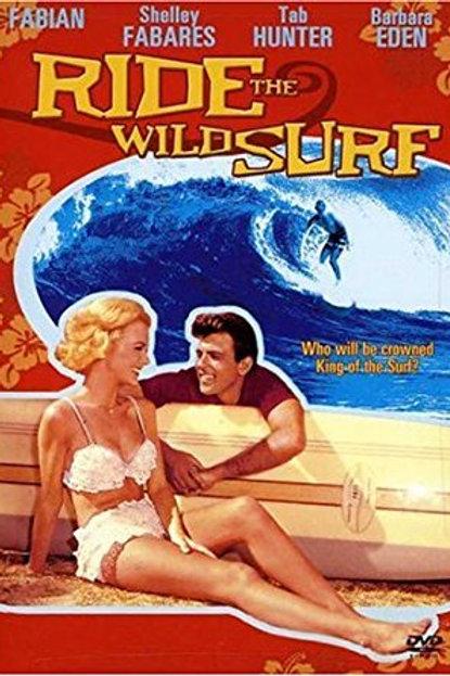 MAR RAIVOSO (Ride The Wild Surf, 1964)