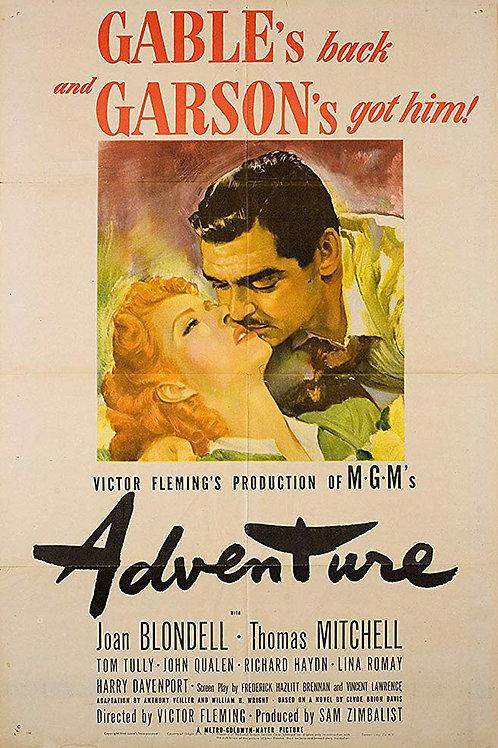 AVENTURA (Adventure, 1945)