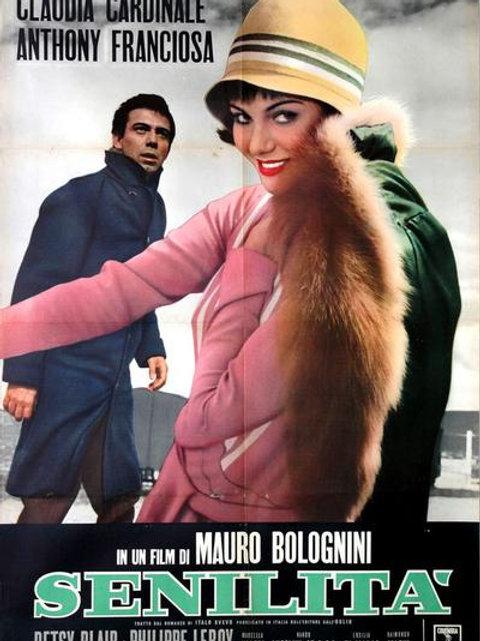DESEJO QUE ATORMENTA (Senilitá, 1962)