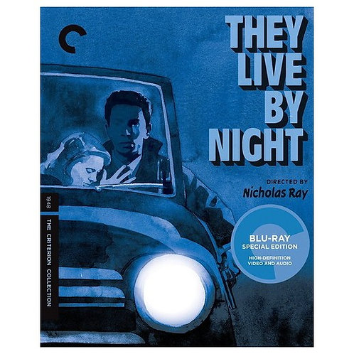 AMARGA ESPERANÇA (They Live By Night, 1948) Bluray