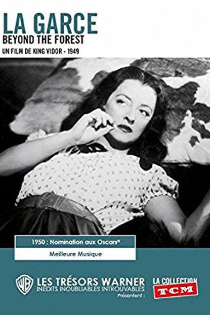 A FILHA DE SATANÁS (Beyond The Forest, 1949)