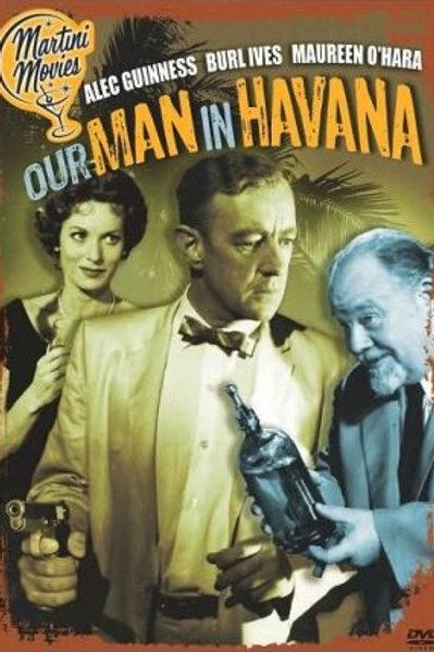 O NOSSO HOMEM EM HAVANA (Our Man In Havana, 1959)