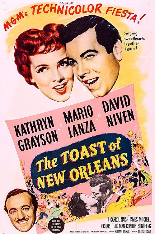 QUANDO EU TE AMEI (The Toast of New Orleans, 1950)