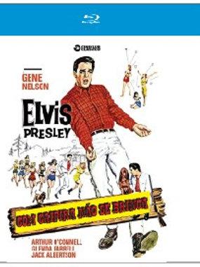 COM CAIPIRA NÃO SE BRINCA (Kissin'Cousins, 1964) Blu-ray