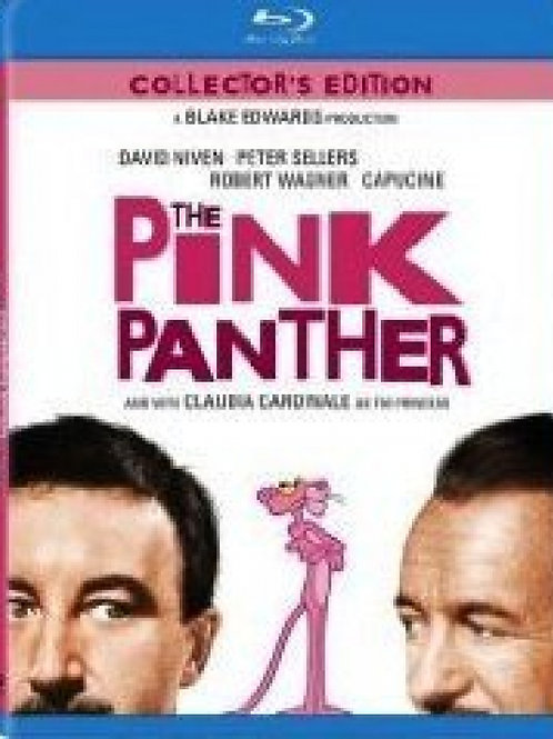 A PANTERA COR-DE-ROSA (The Pink Panther, 1963)