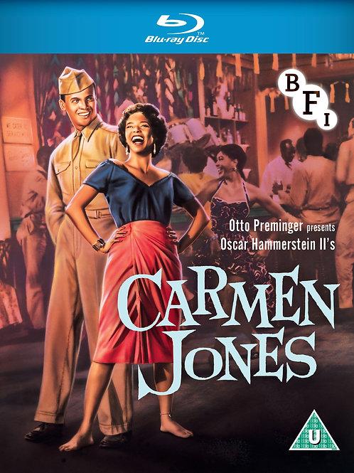 CARMEN JONES (Idem, 1954)Blu-ray