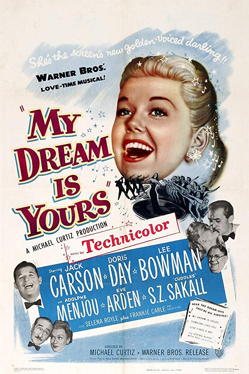 MEUS SONHOS TE PERTENCEM (My Dream is Yours, 1949)