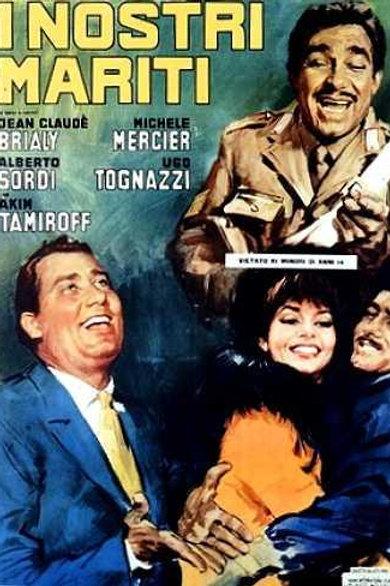 ESSES NOSSOS MARIDOS (I Nostri Mariti, 1966)