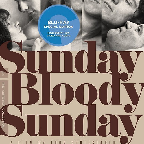 DOMINGO MALDITO (Sunday Bloody Sunday, 1971) blu-ray