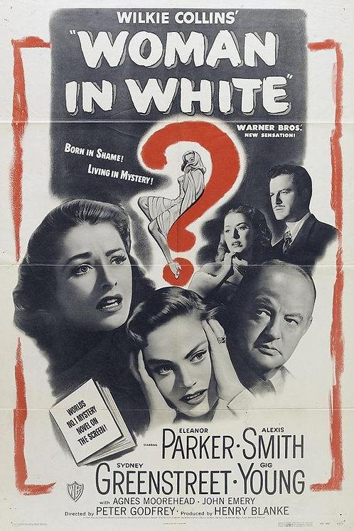 A MULHER DE BRANCO (The Woman In White, 1948)