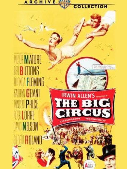 O GRANDE CIRCO (The Big Circus)