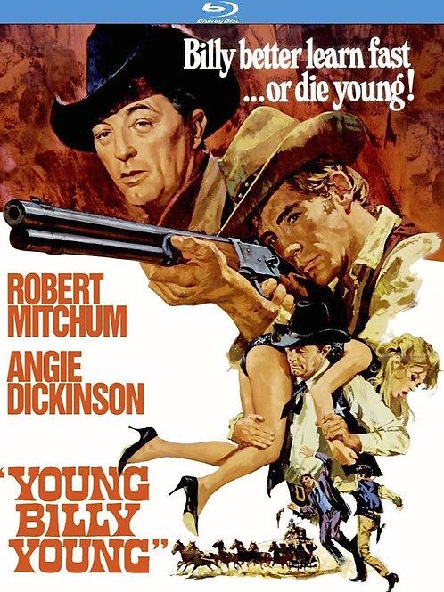 O PISTOLEIRO MARCADO (Young Billy Young,1969) Blu-ray