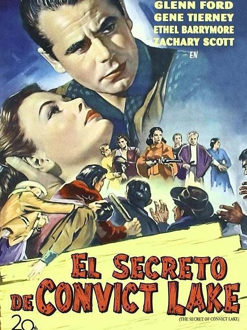 MULHERES EM PERIGO (The Secret of Convict Lake, 1951)