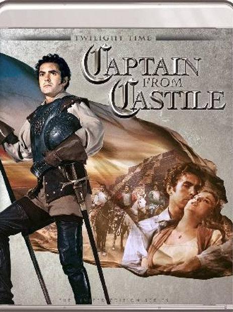 CAPITÃO DE CASTELA (Captain From Castille, 1947)