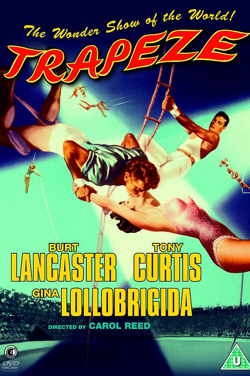 TRAPÉZIO (Trapeze, 1956)
