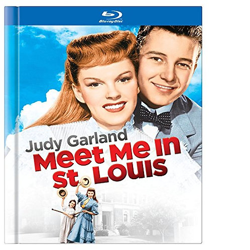 AGORA SEREMOS FELIZES (Meet Me In St. Louis, 1944) Bluray