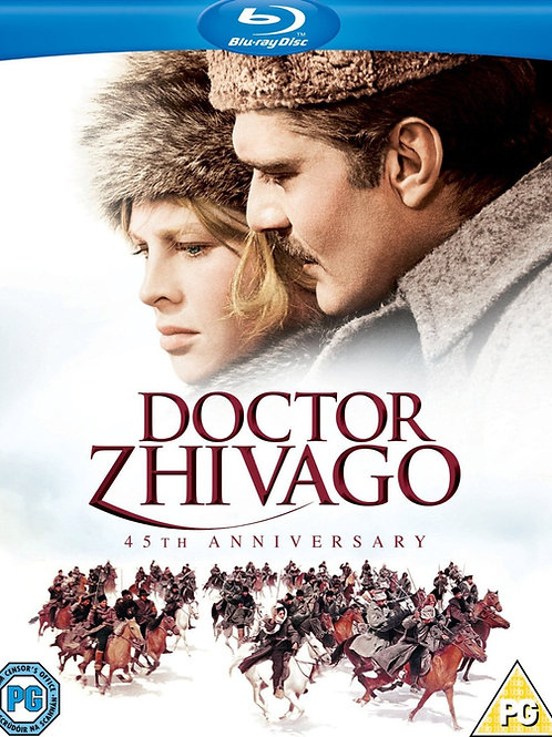 DOUTOR JIVAGO (Doctor Zhivago, 1965)