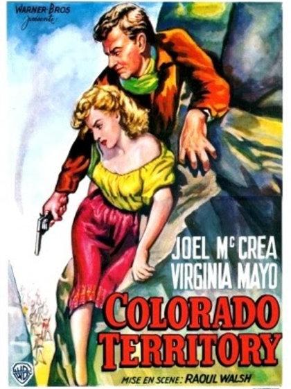 GOLPE DE MISERICÓRDIA  (Colorado Territory, 1949)