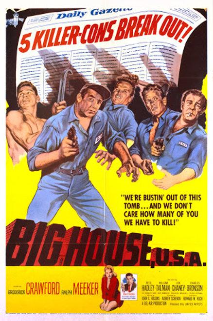 FUGA PARA A MORTE (Big House,U.S.A. 1955)