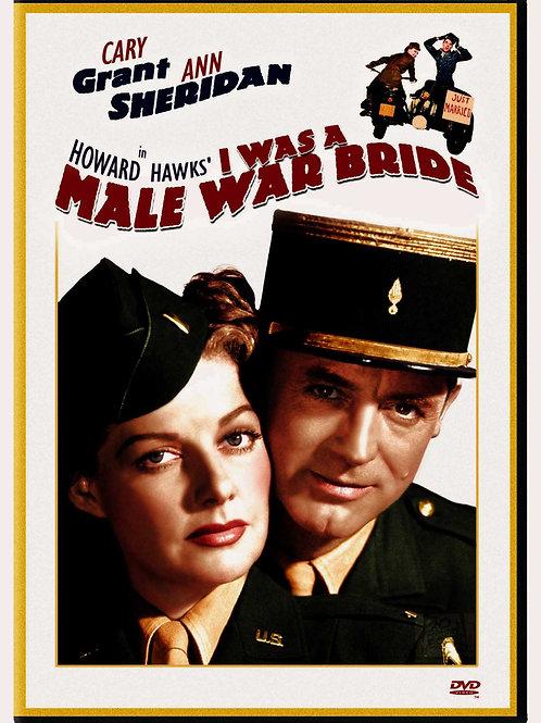 A NOIVA ERA ELE (I Was A Male War Bride, 1949)