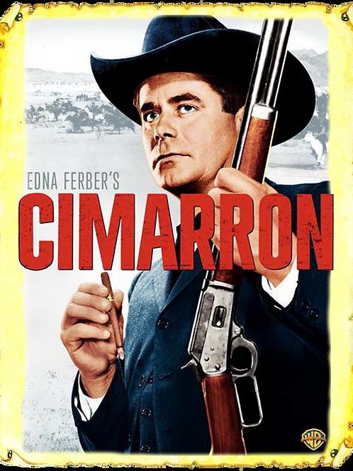 CIMARRON (Idem, 1960)