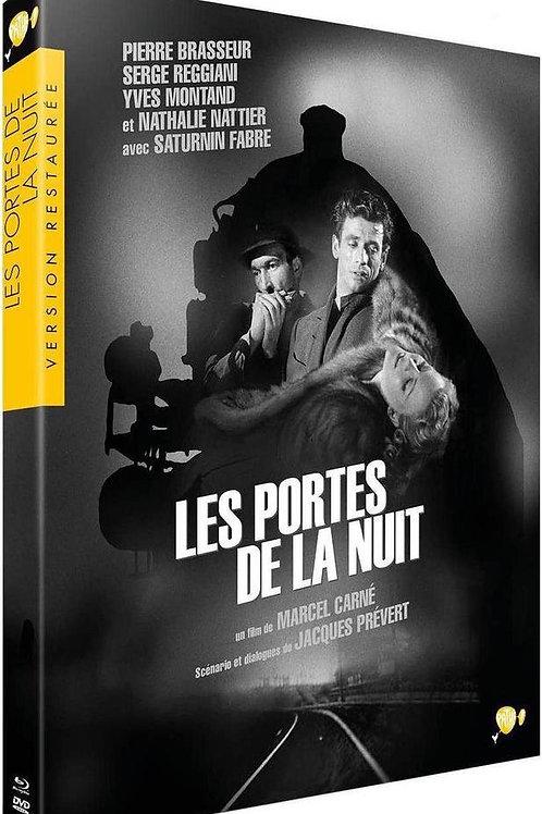 AS PORTAS DA NOITE (Les Ports de La nuit, 1946) Blu-ray