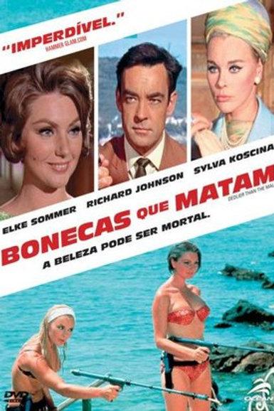 BONECAS QUE MATAM (Deadliet Than The Male, 1967)