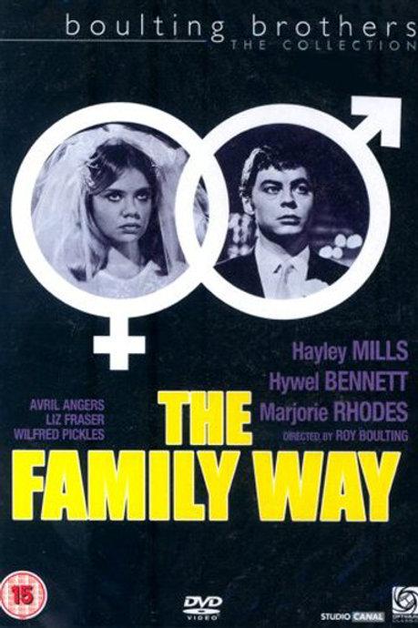LUA DE MEL AO MEIO-DIA (The Family Way, 1966)