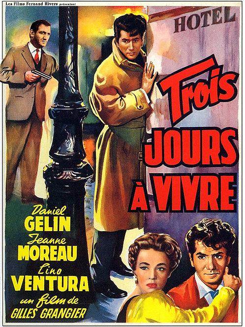 3 DIAS PARA VIVER (Trois Jours à Vivre, 1957)