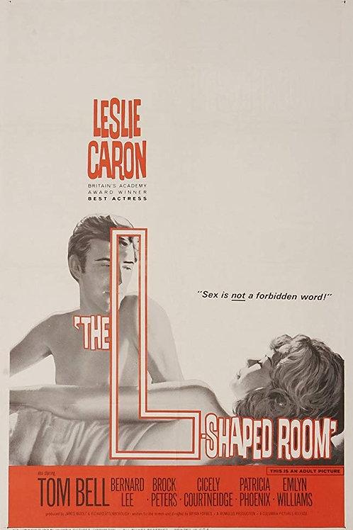 A MULHER QUE PECOU (L-Shaped Room, 1962)