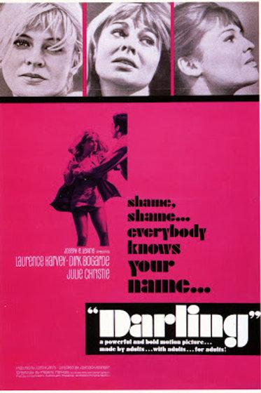 DARLING, A QUE AMOU DEMAIS (Darling, 1966)