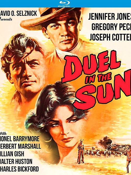 DUELO AO SOL (Duel In The Sun, 1946)