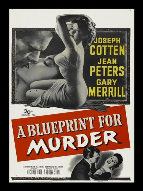 UM PLANO SINISTRO (A Blueprint For Murder,1953)