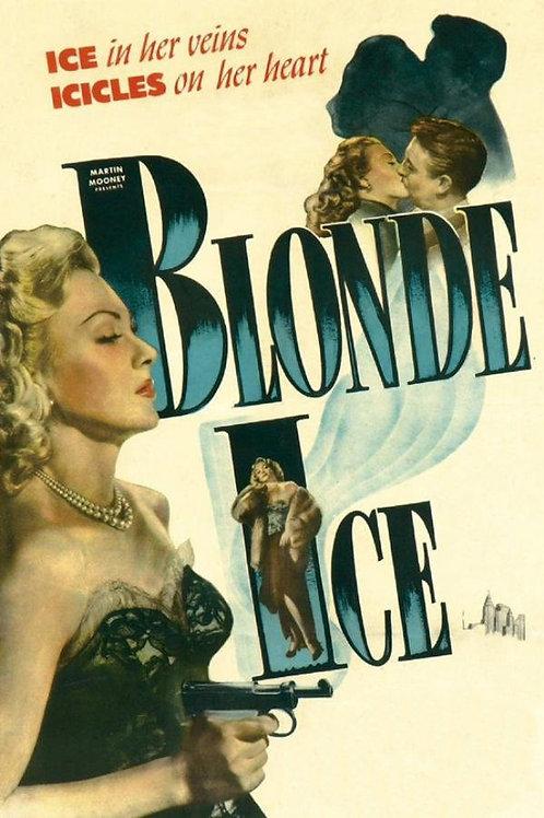 LOURA GELADA (Blonde Ice, 1948)