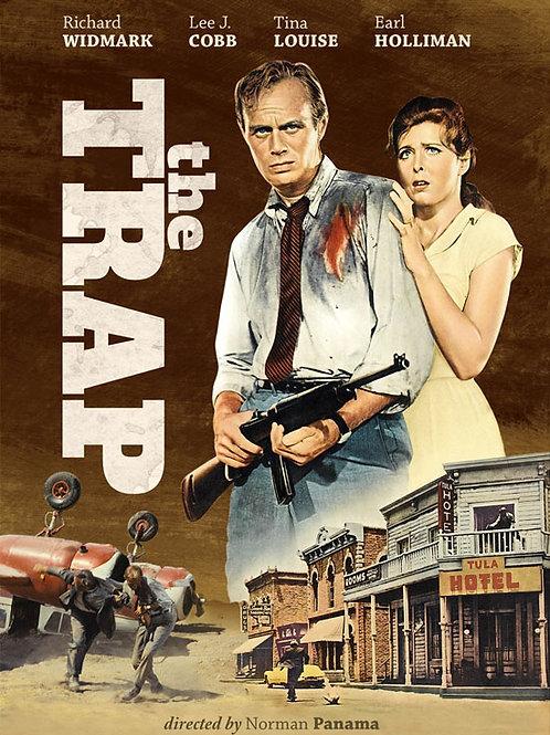ARMADILHA SANGRENTA (The Trap, 1959)