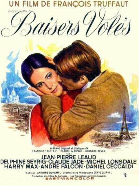 BEIJOS PROIBIDOS (Baisers Volés, 1968) Blu-ray