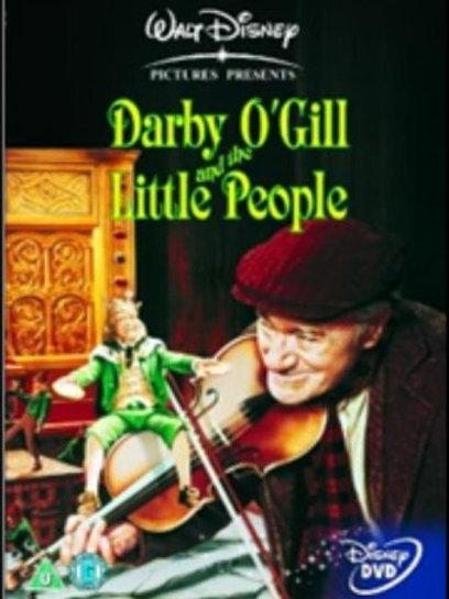 A LENDA DOS ANÕES MÁGICOS (Darby O'Gill and Little People, 1959)
