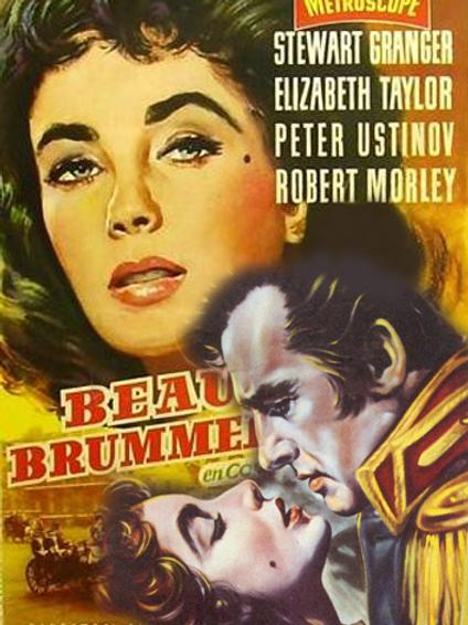 O BELO BRUMMELL (Beau Brummell, 1954)