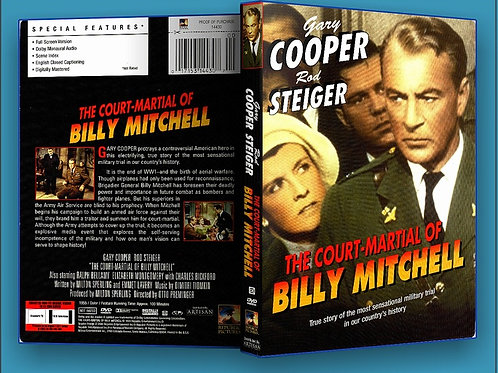 SEU ULTIMO COMANDO (The Court-Marcial of Billy Mitchell, 1955)