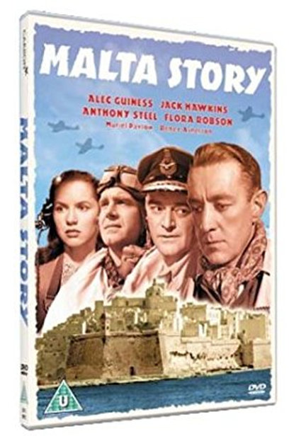 HERÓIS DE MALTA (Malta Story, 1953)