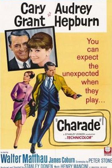 CHARADA (Charade,1965)