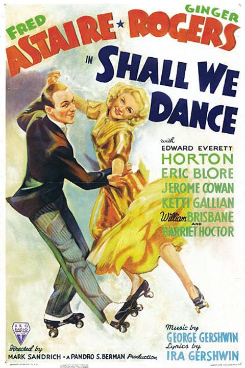 VAMOS DANÇAR? (Shall We Dance, 1937)