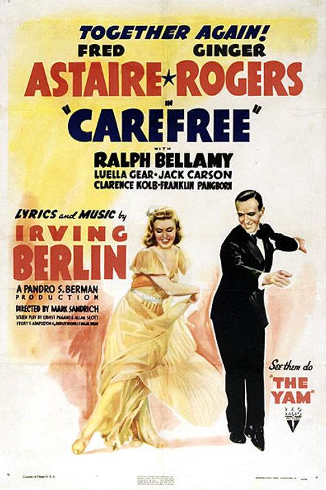 DANCE COMIGO (Carefree, 1938)
