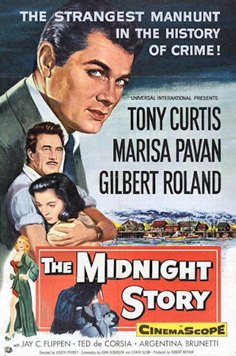 OS OLHOS DO PADRE TOMASINO (The Midnight Story, 1957)