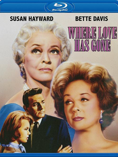 ESCÂNDALO NA SOCIEDADE (Where Love HasGone,1964) Blu-ray