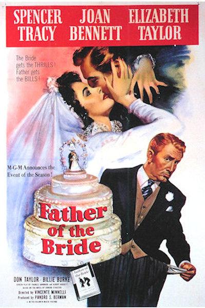 O PAPAI DA NOIVA (Father of The Bride, 1950)